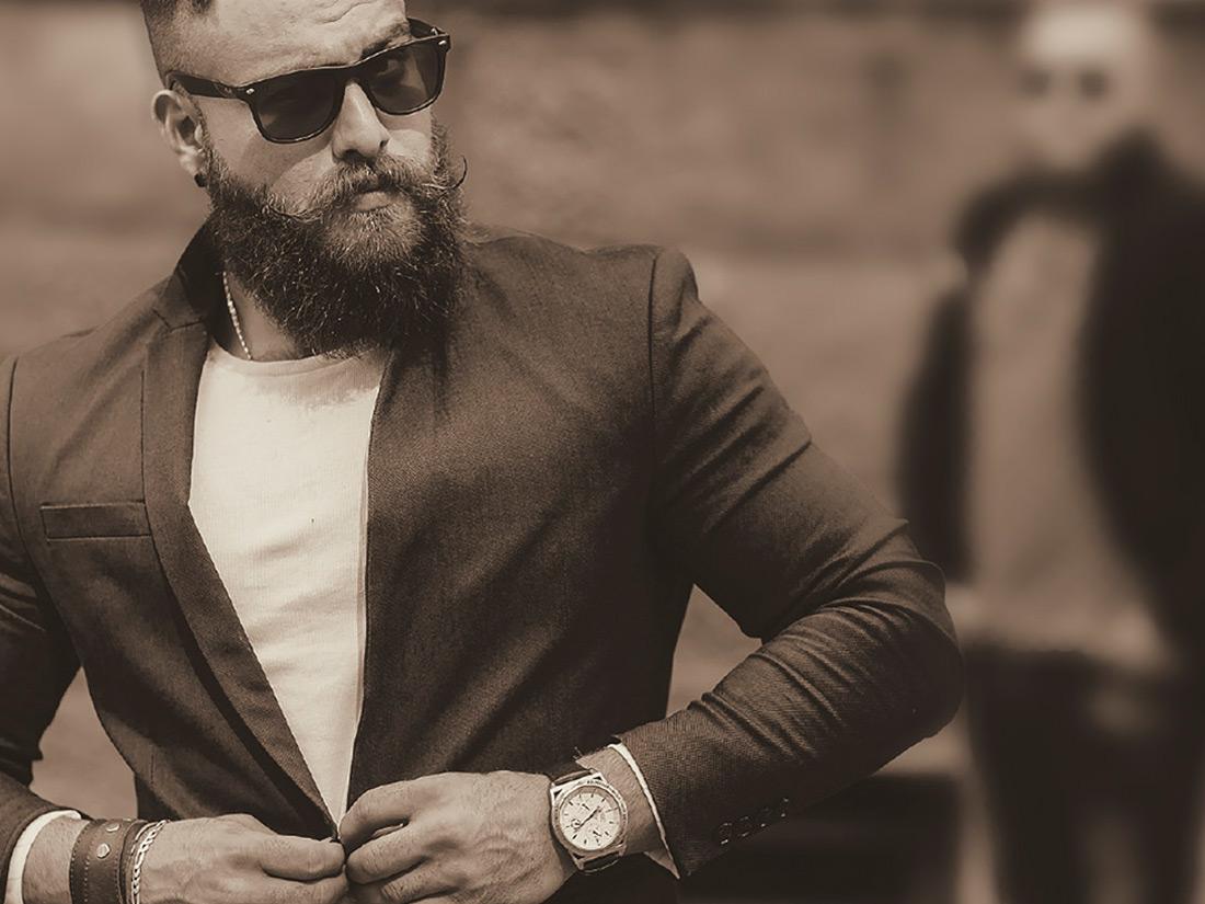 Consejos para la barba y bigote hombres
